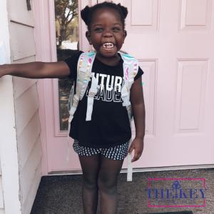 african girl, smile, happy, school
