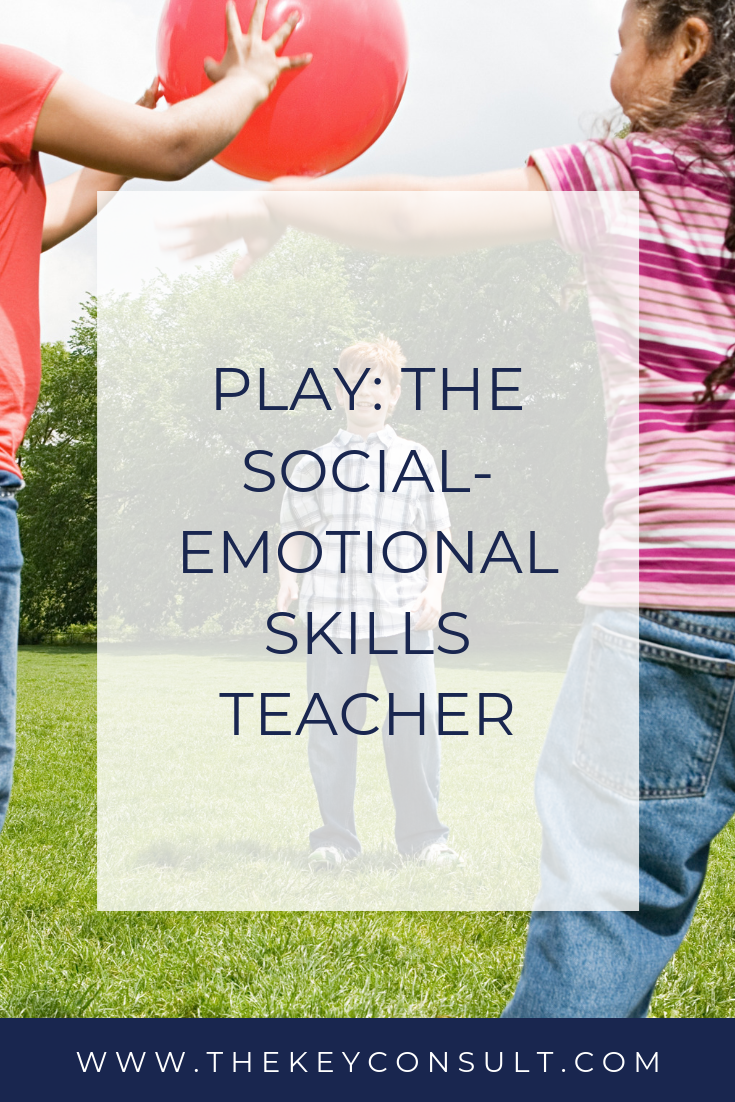 Play: The Social-Emotional Skills Teacher