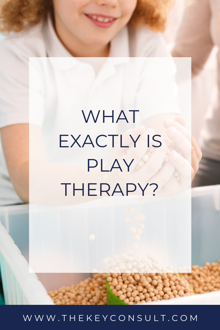 What Exactly is Play Therapy?