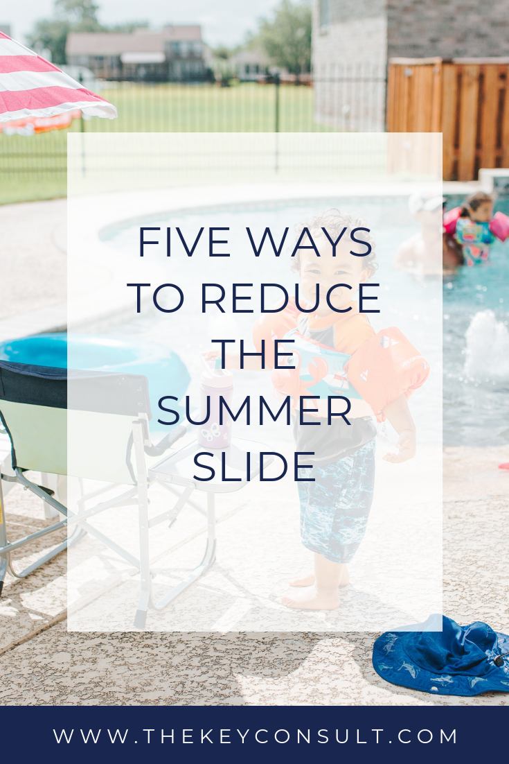 Five Ways to Reduce the Summer Slide